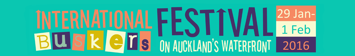 International Buskers Festival in Auckland's BIG Little City