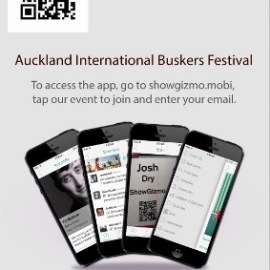 Auckland International Buskers Festival Mobile App