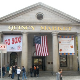 Quincy Market Auditions
